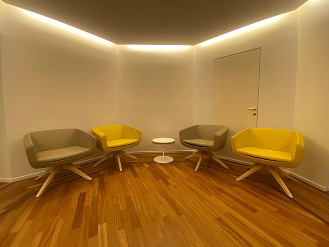 Realizzazione studio legale a Varese - Comtec s.r.l. Via Dalmazia 51 20100 Varese