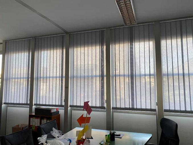 Vendita tende verticali Comtec s.r.l. Via Dalmazia 51 20100 Varese
